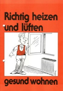 Heizen & Lüften - Schimmelbildung - Heilbad Heiligenstadt