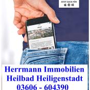 Herrmann Immobilien App - Poster