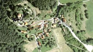Friedensstrasse Bornhagen - Rimbach - Grundstücke