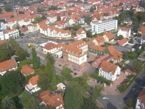 Gewerbefläche im Holzweg 3 - Heilbad Heiligenstadt