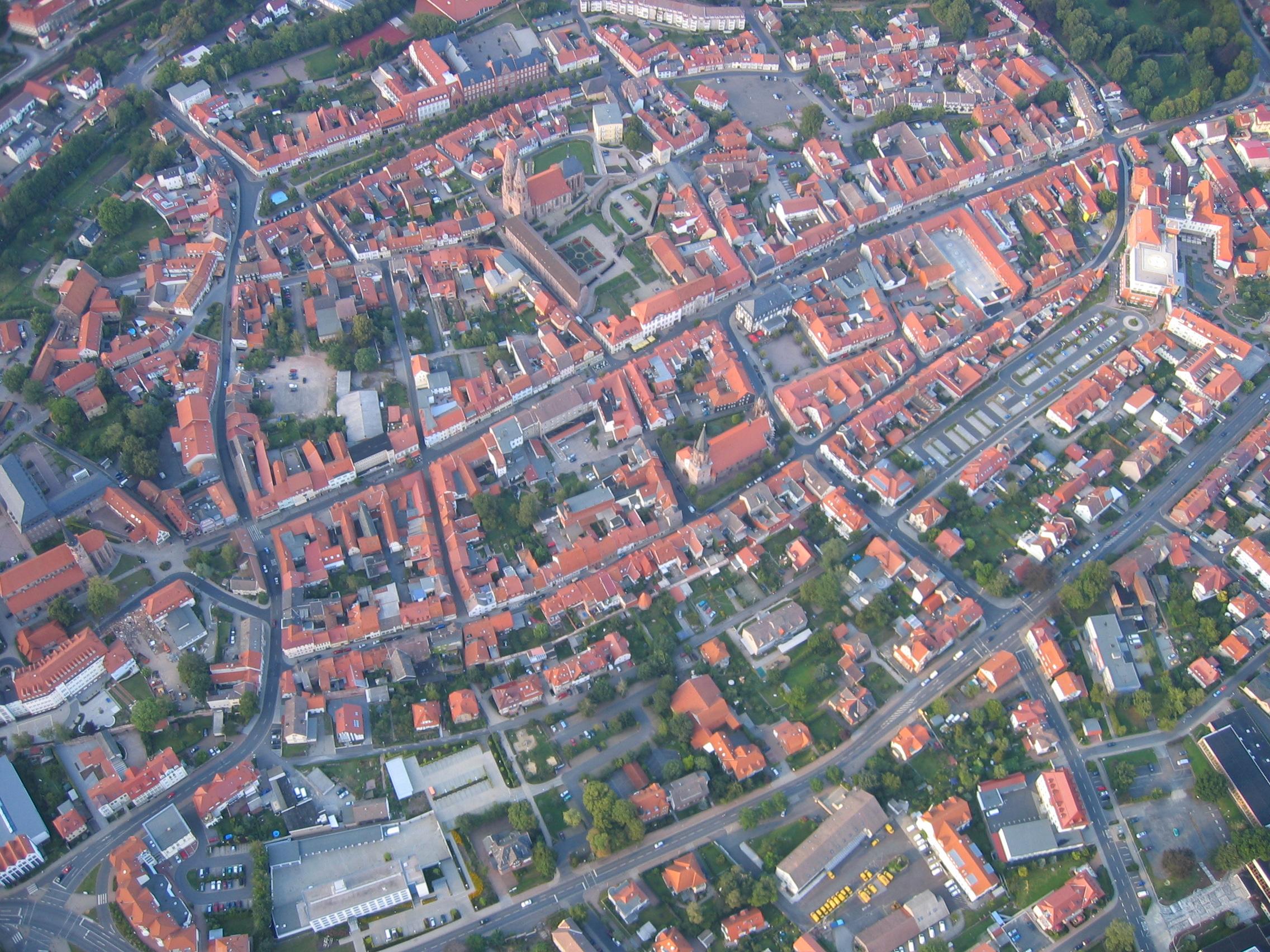 Zentrum Heilbad Heiligenstadt