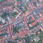 Wilhelmstrasse 27 - An sicht aus der Luft - Zentrum Heilbad Heiligenstadt