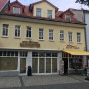 Ansicht Wilhelmstraße 27 Laden rechts