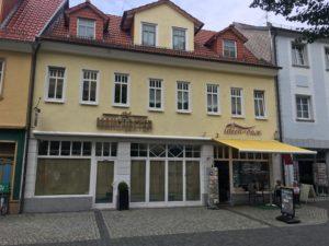Gewerbeflächen Wilhelmstraße 27 Laden rechts